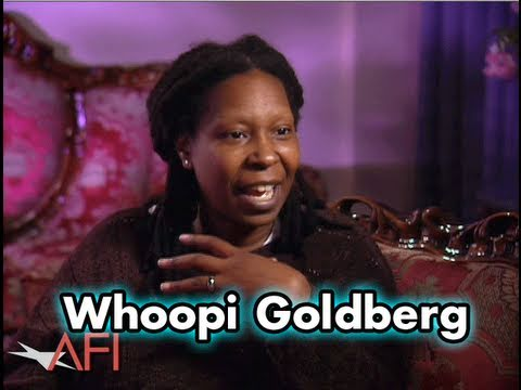 Whoopi Goldberg On CLOSE ENCOUNTERS OF THE THIRD KIND