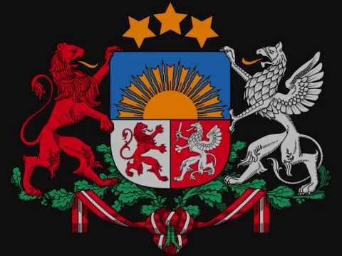 National Anthem of Latvia