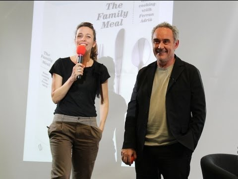 Authors@ presents Ferran Adria: The Family Meal - Google London