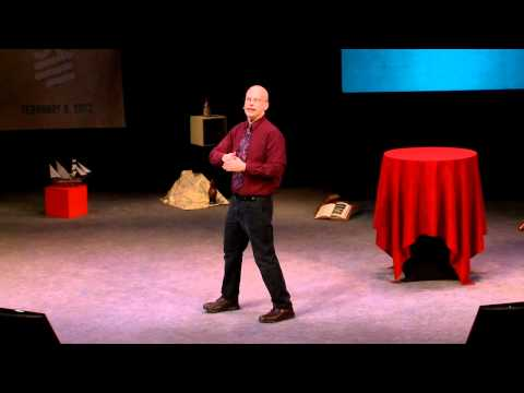 TEDxManitoba - Robert J. Sawyer: To Live Forever - or Die Trying