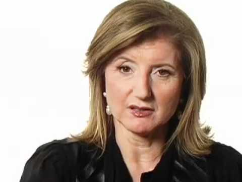 Arianna Huffington on How to Fix Newspapers