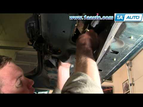 How To Install Replace Tailgate Power Lock Actuator Explorer Mountaineer Expedition 97-03 1AAuto.com