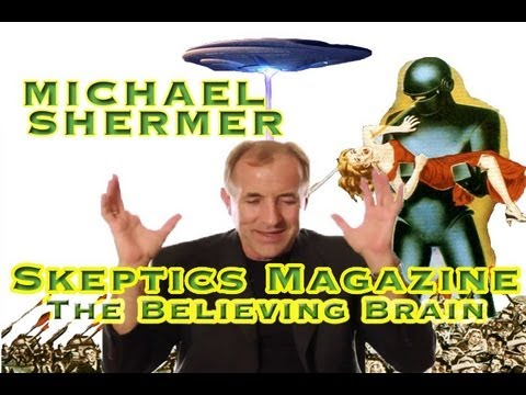 Why Michael Shermer Wrote The Believing Brain