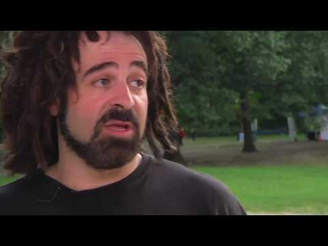 The National Parks Concert/Celebration at Central Park | Adam Duritz interview