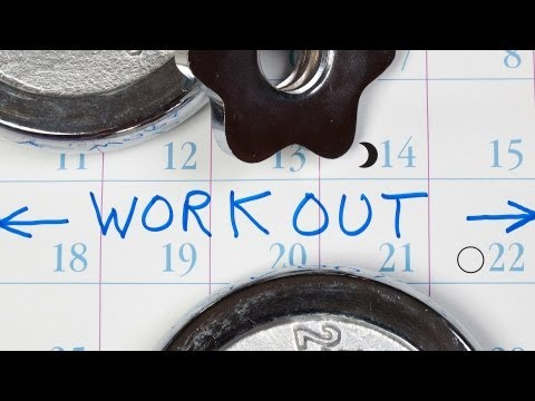 Creating a Workout Schedule | Tips for Sexy Legs