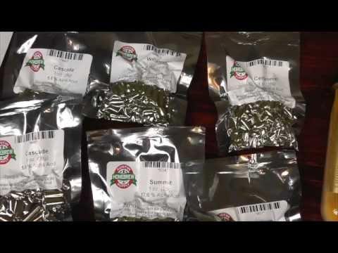 How To Make Home Brew IPA - HD Video Part 2 of 8