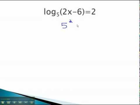 Logs - Solving