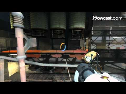 Portal 2 Walkthrough / Chapter 7 - Part 3: Portal Gel Room 1 of 3