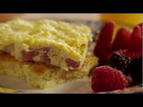How to Make Country House Bed and Breakfast Casserole