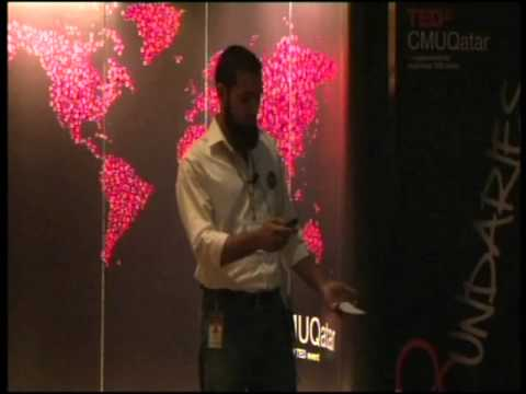 TEDxCMUQatar - Shams Hasan - Bringing Business Intelligence to the Middle East