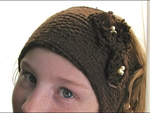That's A Wrap: Sweater Headband Tutorial