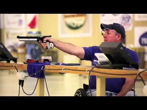"MEDAL QUEST | MEET THE ATHLETES:  Shooting | ""The Gun Just Became Part of My Body""