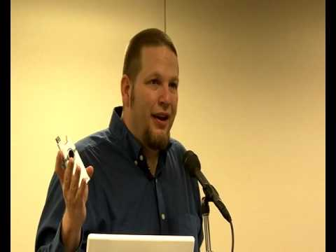 Chris Brogan speaks at BEA on what it means to be a Trust Agent