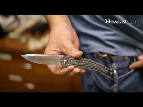 All about Knives: Pocket Knife Buying Tips