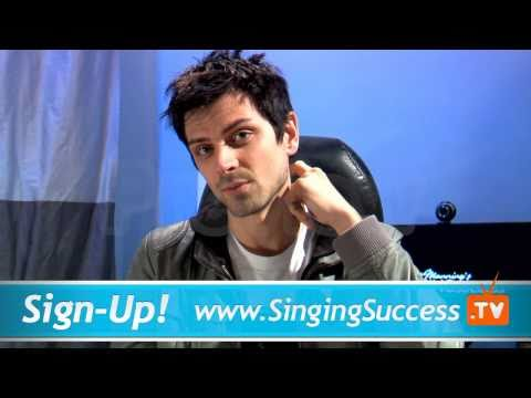 How To Sing - Note Independence Singing Lesson