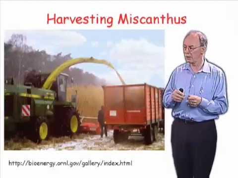 Chris Somerville (Carnegie Inst. Stanford) Part 1: The Argument for Biofuels