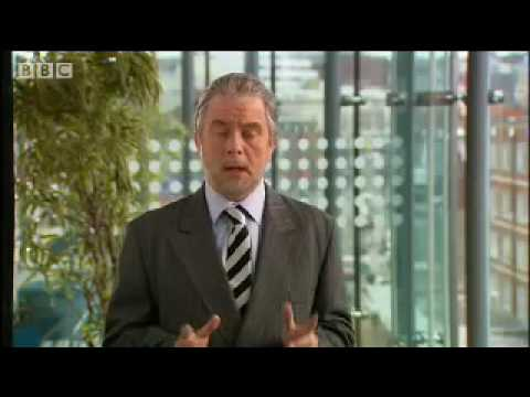Sir Alan Sugar on The Apprentice - BBC