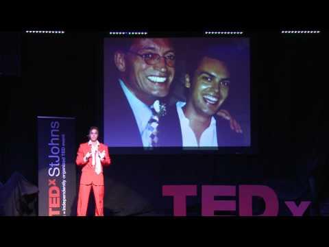 The Genie Within: Joshua Dawson at TEDxSTJOHNS