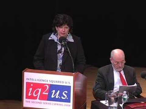 Organ Transplant Debate: Amy Friedman (4 of 13)