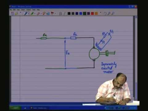 Lecture - 28 DC Motor 2
