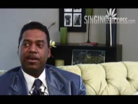 Gospel Singer Billy DuVall Jr Interview About Vocal Coach Brett Manning