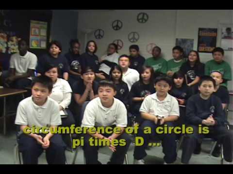 Circle Geometry Song