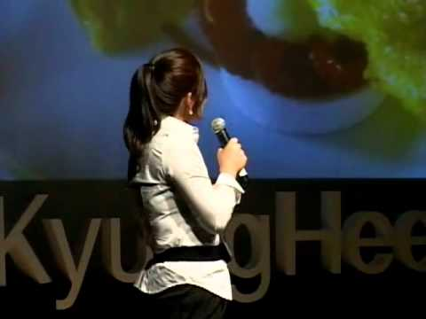 TEDxKyungHee Olivia Lee Taste the Sensation