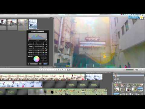 Learn iMovie 11 - How to Enhance Your Videos with RGB Controls
