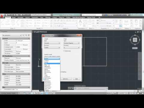 AutoCAD 2013 Tutorial | Inserting and Using Blocks | InfiniteSkills