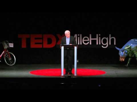 TEDxMileHigh - Jim Hayes - Leading Change