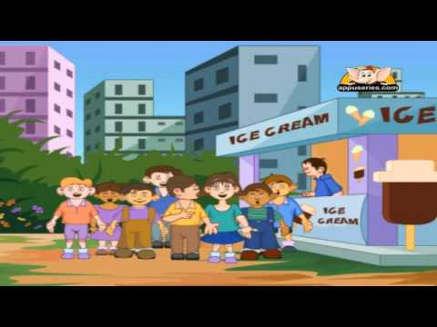 Ice Cream - Nursery Rhyme in Tamil