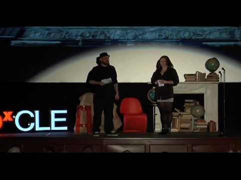TEDxCLE - Sean Bilovecky - 2/26/10