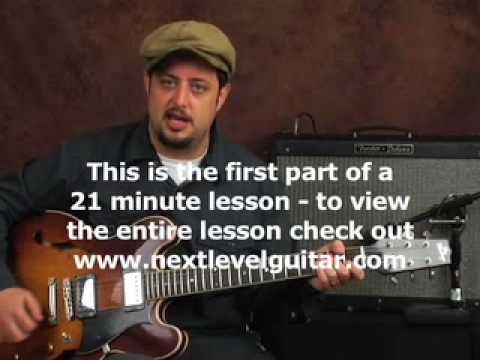 Learn guitar easy triads & chord inversions rhythm lesson