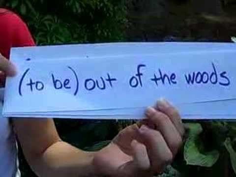"Lesson 1 - ""Outdoors"" - English Vocabulary"