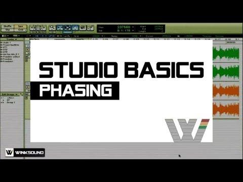 Phasing | Studio Basics | WinkSound