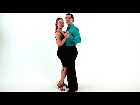 Merengue Dance Steps: Side-Together Step Styled | How to Dance Merengue