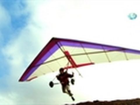 Flying Wild Alaska- Hang Gliding Adventure