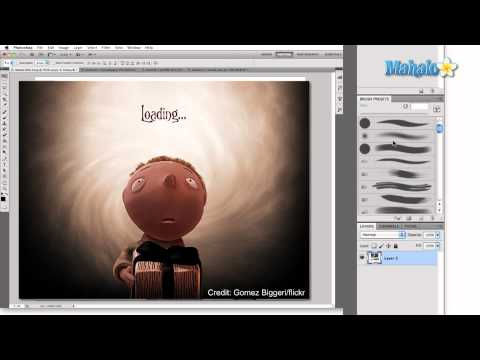 Learn Adobe Photoshop - Default Workspace
