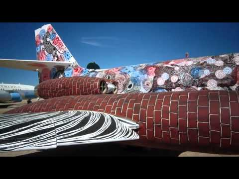 The Boneyard Project: Return Trip at the PIMA AIR and SPACE MUSEUM