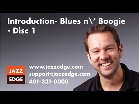 Introduction- Blues n' Boogie - Disc 1
