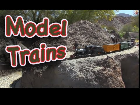 Model Trains for Toddlers and Preschool Children