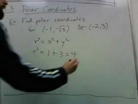 polar coordinates part 1