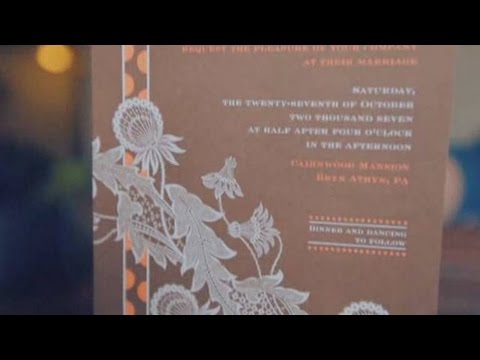 Wedding Invitations: Popular Wedding Invitation Phrases, Sayings, and Texts