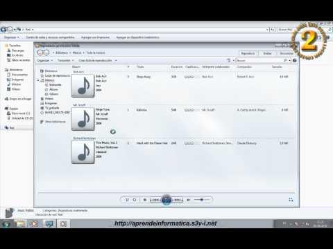 Windows 7 - Ubicaciones de red