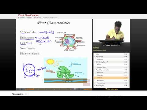 Life Science: Plant Classification