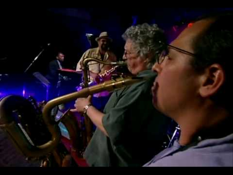 Joe Lovano Nonet Live in Paris