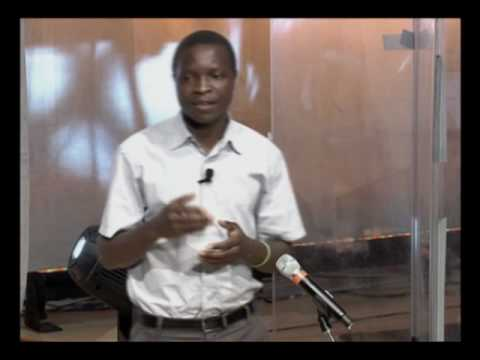 TEDxSMU - William Kamkwamba + Bryan Mealer - 10/10/09