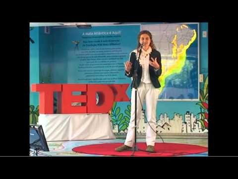 TEDxMataAtlântica - Simone Bazarian - Restoration of forests and ecological networks