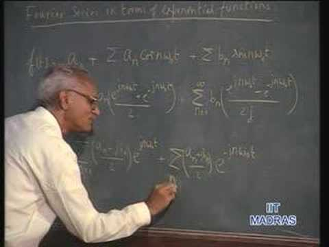 Lecture - 9 Fourier Series (3)