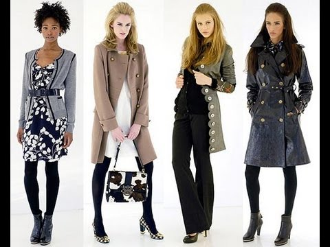 Fall Winter Fashion Trends eVanity